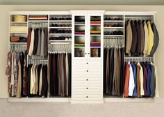 Connecticut Closet and Shelf | Bedroom Storage Solutions