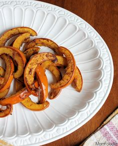 Spicy Honey Roast Pumpkin