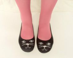DIY Cat Shoes by Kate Gabrielle