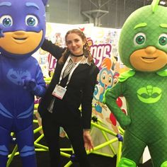 NEW YORK TOY FAIR! 😍 New York, Toys, Character, Instagram, Activity Toys, New York City, Clearance Toys, Nyc, Gaming