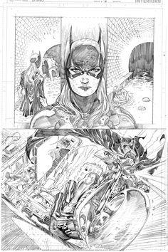 Batgirl by Ardian Syaf