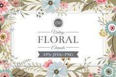 """""""The Vintage Floral"""