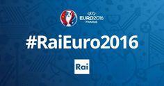 Europei 2016, palinsesto Rai: programmi, calendario partite