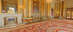 Take a Virtual Tour of Buckingham Palace in Celebration of the Queen's Birthday - The Chromologist
