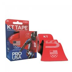 KT Tape Pro USA Tape: KT TAPE PRO will stay in place through multiple demanding workouts for up to seven days. KT TAPE PRO will stick with you in the harshest conditions including daily showers, humidity, cold, even in the pool