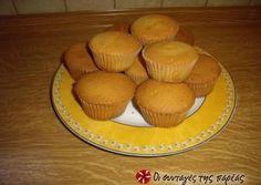 κύρια φωτογραφία συνταγής Βανίλια Cupcakes