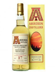 Aberdeen Distillers 17yo