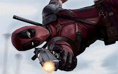 Last bakgrunnsbilder deadpool, superhelt, plakaten, art, marvel Deadpool Superhero, Deadpool Funny, Deadpool Movie, Superhero Poster, Spiderman Marvel, Deadpool Images, Deadpool Pictures, Deadpool Wallpaper, Dead Pool