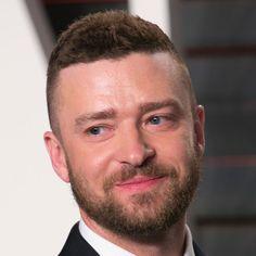 Justin Timberlake Crew Cut