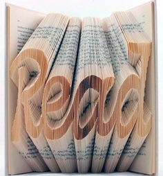 Isaac Salazar's Altered Books | The Popular Edge, Pop-Up and Book ...