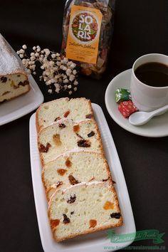 Chec din Albusuri- Reteta la Cana Food Cakes, Donuts, Foodies, Cake Recipes, French Toast, Sweets, Sugar, Bread, Breakfast