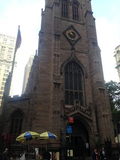 Church down by Wallstreet NYC New York Pictures, Short Trip, Empire State Building, San Francisco Ferry, Nyc, Travel, Viajes, Destinations, Traveling