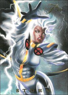 1994 Flair Marvel Universe Flair Power Blast Limited Edition