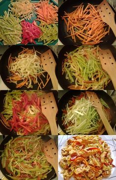 Cooking Recipes, Healthy Recipes, International Recipes, Kimchi, No Cook Meals, Delish, Main Dishes, Good Food, Appetizers