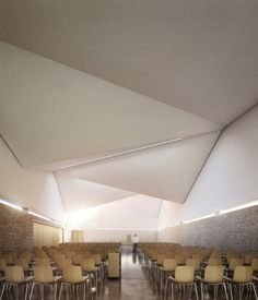 Drayton Green Church Proposal, by Piercy & Company / Ealing, London