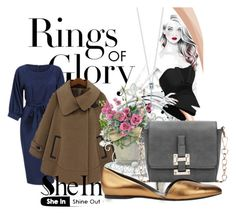 """""""Sheinside IV/4"""" by doris-popovic ❤ liked on Polyvore featuring Tiffany & Co., Pierre Hardy, women's clothing, women's fashion, women, female, woman, misses and juniors"""