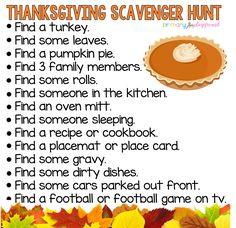 Scavenger Hunts - Primary Playground
