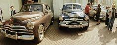retro cars by DomenicCorso, via Flickr  #Lomography
