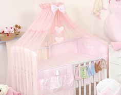 Baby Cot Bed Canopy