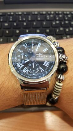 Breitling Huawei smart watch