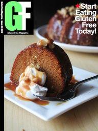 Gluten Free Magazine, free online magazine #GF