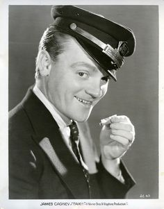 james_cagney_1700 by Amy Jeanne, via Flickr
