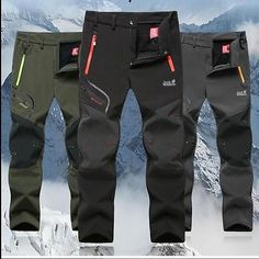 New-Waterproof-Outdoor-Mens-Camping-Tactical-Cargo-Pants-Casual-Combat-Trousers
