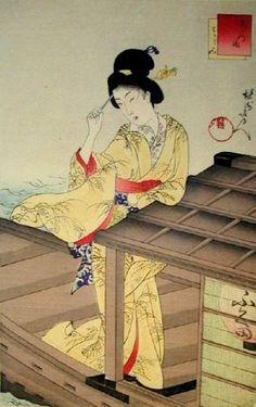 by Toyohara Chikanobu