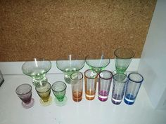 VINTAGE PAIRPOINT VASELINE COLORED GLASS LOT MIXED