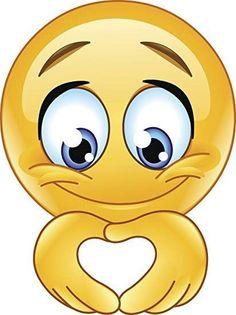 Illustration about Emoticon forms a heart using hands fingers. Illustration of emoji, heart, gesture - 74748465 Smiley Emoji, Smiley Emoticon, Emoticon Faces, Funny Emoji Faces, Funny Emoticons, Smiley Faces, Smileys, Images Emoji, Emoji Pictures