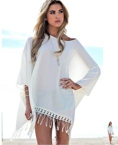 Find More Blouses & Shirts Information about Summer Fashion Blouses for Women Pure White Top Casual Beachwear,High Quality fashion blouse and skirt,China fashion saree blouse Suppliers, Cheap blouse for women 2012 from Lolo Moda on Aliexpress.com