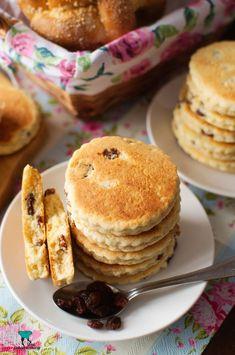 Ciasteczka z patelni Desserts, Tailgate Desserts, Deserts, Postres, Dessert, Plated Desserts