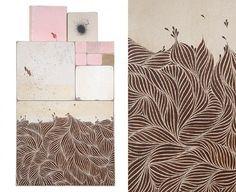 Typography/pattern / alex kopps | Design*Sponge