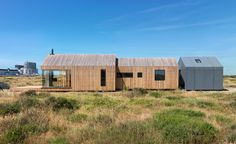 Pobble House in Dungeness sets the scene for our March issue's tailoring story | Architecture | Wallpaper* Magazine