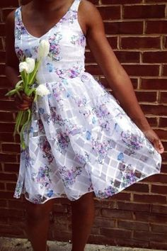 Peony Garden Dress by Maeve #anthrofave #anthropologie