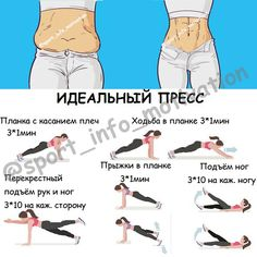 abs workout тренировка пресс