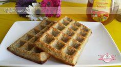 Waffle super light - senza latte e senza grassi (126 calorie l'uno)   Le ricette super light di Giovi