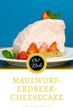 Der Klassiker, der auf keinem Kindergeburtstag fehlen darf, neu interpretiert: Mit einer fruchtigen Käse-Erdbeercreme! So wird der Maulwurfkuchen sommertauglich und schmeckt Groß und Klein womöglich noch besser.