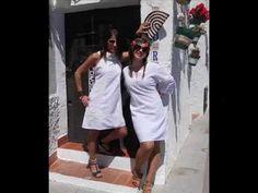 Comprar vestidos ibicencos baratos ropa online tienda internet mujer www... http://hoylamodaerestu.blogspot.com.es/2014/09/video-moda-ibicenca-en-mojacar-2014.html
