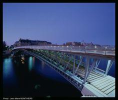 Solférino footbridge - Marc Mimram