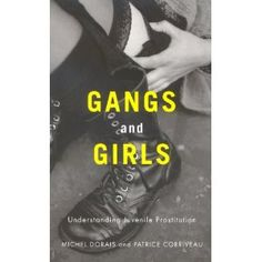 Discusses how young men are drawn to gang life, how young girls become attracted and attached to the gang members who eventually sell them into prostitution, and why it is so hard to infiltrate and dismantle the distinct but interrelated worlds of the procurer, victim, and client. Order  from Amazon