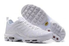 Nike Wmns Air Max Plus TN Se White Gold Men's Running Shoes Sneakers NIKE015039
