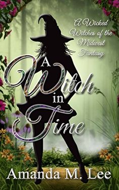 Looking for Halloween books for adults? Try A Witch in Time by Amanda M. Lee, part of a book series about witches.