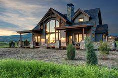 Welcoming Utah residence boasts astounding views of Mount Timpanogos