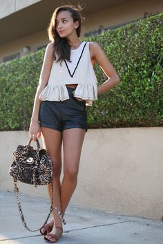 ashley madekwe. love this outfit.