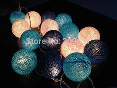 3 Meter 20 Leds Cotton Balls String Lights Xmas Lovers Luces de navidad Wedding Party Bedroom Decorations Fairy Lamp on Aliexpress.com   Alibaba Group 11,73