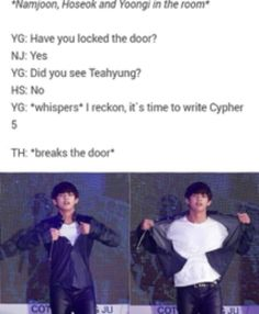 """IF THEY'RE NOT GONNA NAME CYPHER 5 """"CYPHER V"""" IM GONNA- ^^^ CYPHER 5 NEEDS TO HAVE V IM IT. IT WAS MEANT TO BE!!!"""