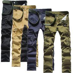 Новые поступления мода тактические брюки отдых на природе широкий брюки камуфляж брюки-карго 28 - 38 бесплатная доставка MC04