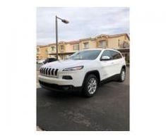2018 White Jeep Cherokee Latitude Plus White Jeep Cherokee, Sell Used Car, Used Jeep, 2007 Jeep Wrangler, Kelley Blue, Suv Cars, Mopar