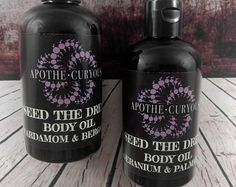 Naturally Curyous Organic Body Care by Apothecuryous Coffee Bottle, Body Care, Brewing, Seeds, Organic, Oil, Fruit, Unique Jewelry, Handmade Gifts